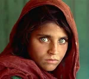 Afghan Girl ©National Geographic